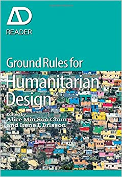 Book Ground Rules in Humanitarian Design (AD Reader)