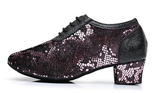 Joymod Jazz MGM 5cm Donna e Heel Moderno Purple ARqOdpfwq