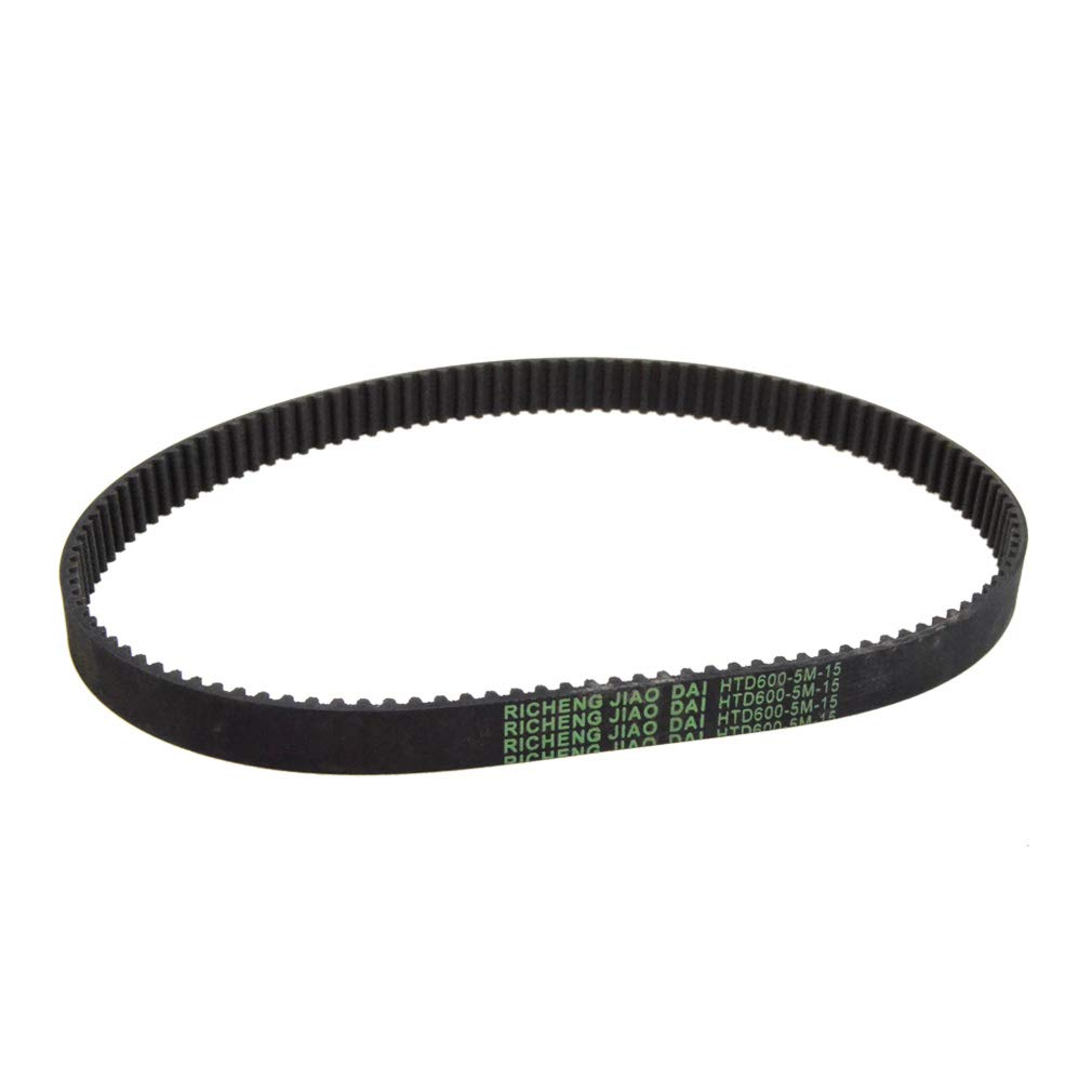 GOOFIT Drive Belt HTD600-5M-15 Belt for E-Scooter Electric Bike