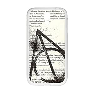 QQQO Harry Potter Cell Phone Case for Samsung Galaxy S4
