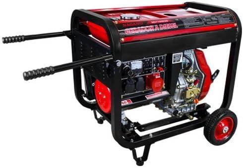 Gerador de Energia a Diesel 6 KVA Partida Elétrica - ND7100E3D