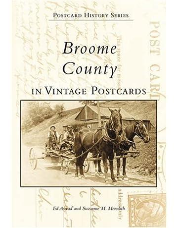 Broome County (NY) (Postcard History Series)