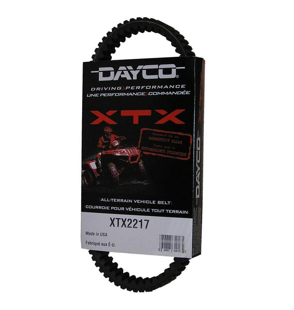 16 POLARIS RZRXPTURBO: Dayco XTX Drive Belt