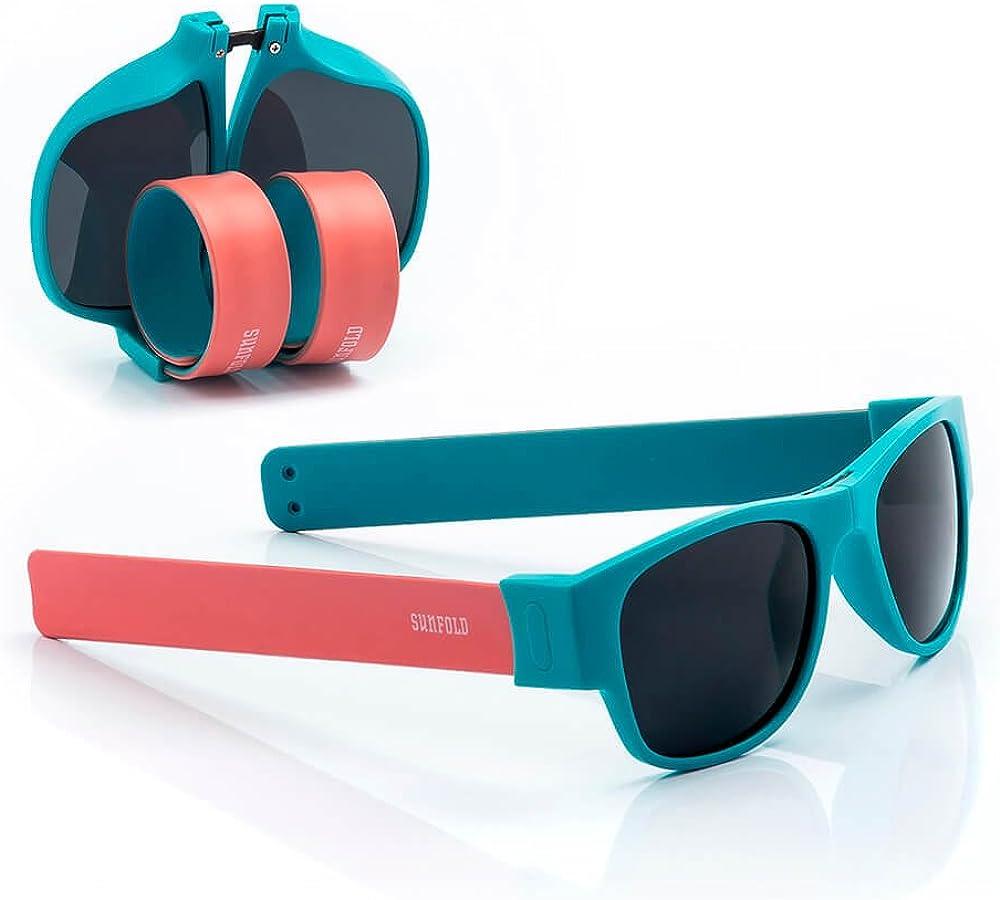 Sunfold Accent Gafas de Sol Enrollables Hombre