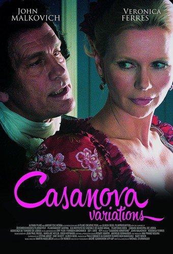 DVD : Casanova Variations (DVD)