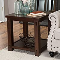 Belham Living Bartlett Square End Table