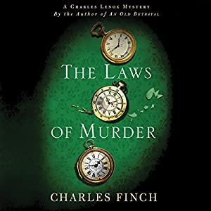 The Laws of Murder Audiobook