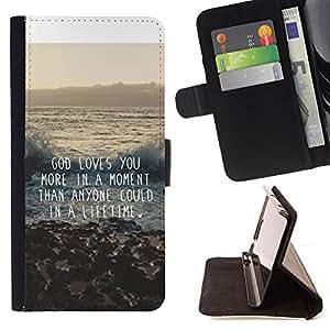 - Queen Pattern FOR Samsung Galaxy S5 Mini, SM-G800 /La identificaci????n del cr????dito ranuras para tarjetas tir????n de la caja Cartera de cuero cubie - god motivational quote