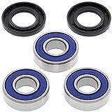 New All Balls Rear Wheel Bearing Kit 25-1033 for Kawasaki KX 100 1998 1999 2000 2001 2002 2003 2004 2005 2006 2007 2008 2009 2010 2011 2012 2013 2014 2015 2016 2017 98-17
