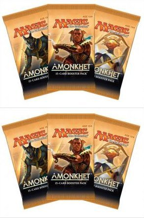 Magic the Gathering: Amonkhet Booster (6-Pack)
