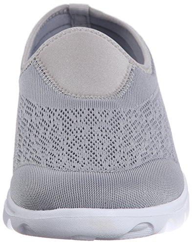 2014 online hot sale Propét Women's TravelActiv Slip-On Fashion Sneaker Silver pay with visa DJhe6