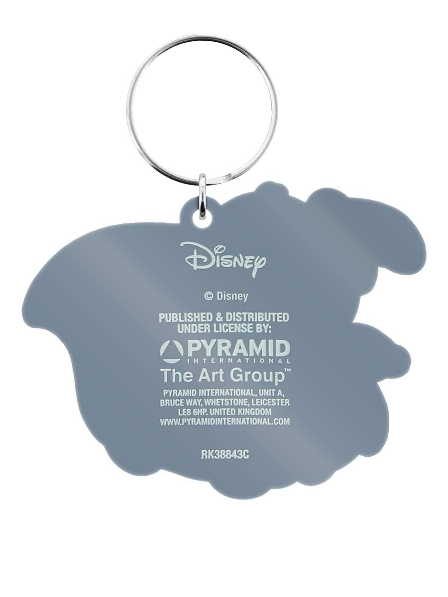 Amazon.com: Pyramid International Dumbo Rubber Keychain ...