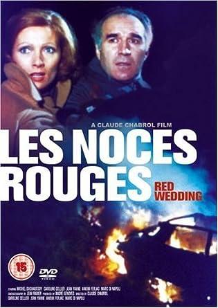 Les Noces Rouges Wedding In Blood Blutige Hochzeit Uk Import Dvd Amazon De Dvd Blu Ray