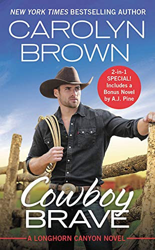 Cowboy Brave: Two full books for the price of one (Longhorn ()