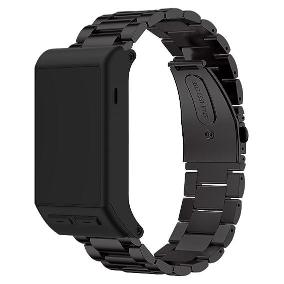 Amazon.com: SENTER for Garmin vivoactive HR Watch band ...