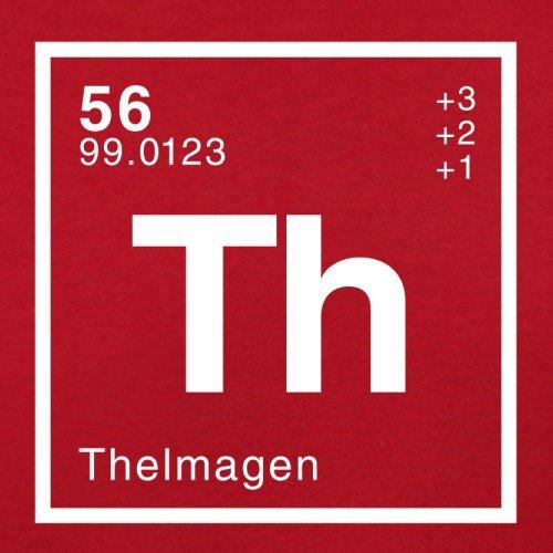 Element Dressdown Flight Thelma Red Periodic Bag Retro 0UURvTq