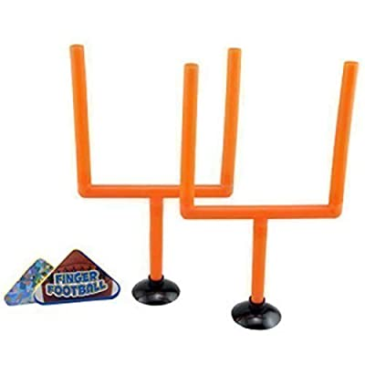 Greenbrier College and Pro Football Finger Flick Sport Game with 2 Goals and 2 Tabs for 1 or 2 Players: Toys & Games