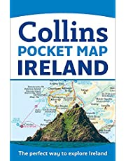 Ireland Pocket Map: The perfect way to explore Ireland