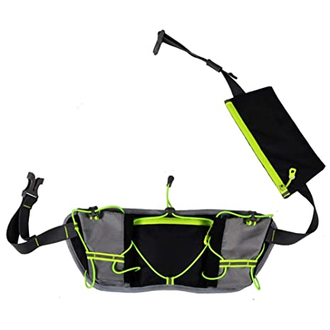8f13b0e594de Amazon.com: LAIABOR Waist Bag Bumbag Waterproof Multifunctional ...