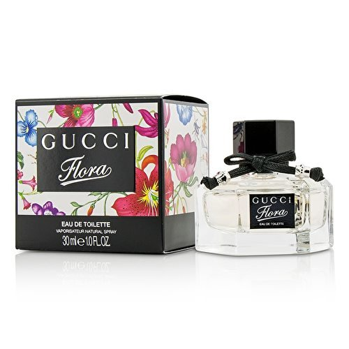 (Gucci Flora Eau de Toilette Spray 1.0 Ounce)