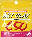 Art Clay Silver 650/1200 Low Fire Clay, 20-Grams