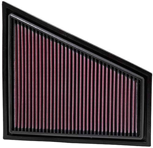 K&N Engine Air Filter: High Performance, Premium, Washable, Replacement Filter: 2009-2017 BMW (520i, 528i, Z4 sDrive 18i, Z4, Z4 sDrive 20i, Z4 sDrive 28i, 528i xDrive, X1, X1 20i, X1 28i), 33-2963
