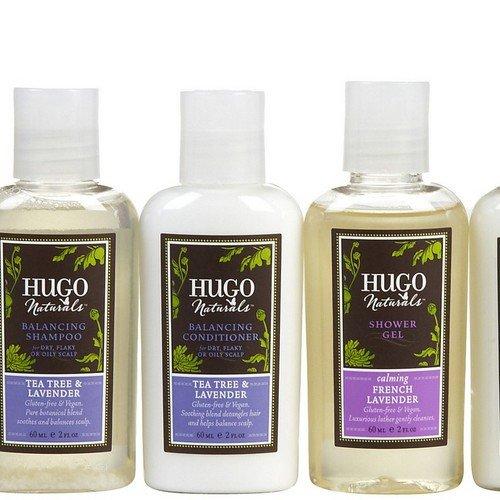 Hugo Naturals Travel Kits - French Lavender