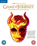 Game of Thrones - Season 5 [Limited Edition Sleeve] [2016] [Blu-ray]