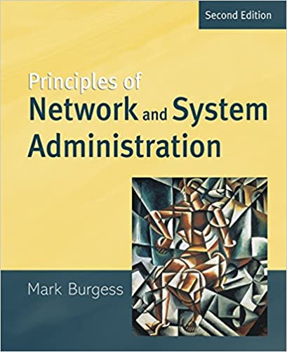 principles of network and system administration burgess mark
