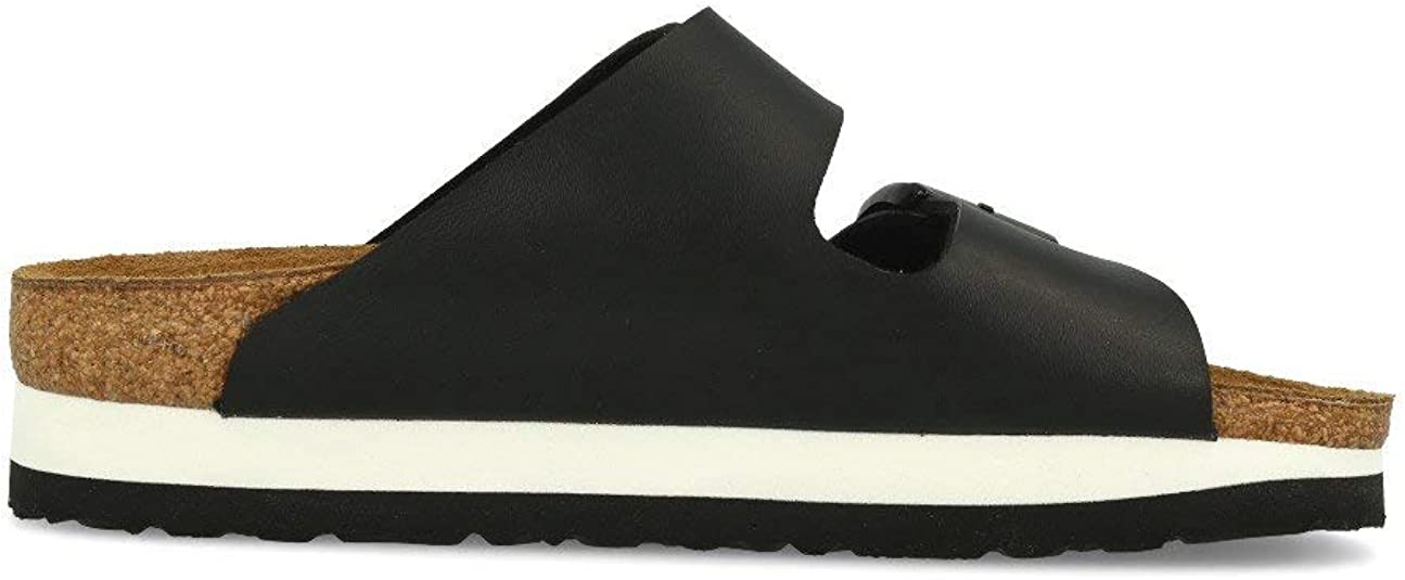 Birkenstock Papillio by Arizona BF Platform Bicolor Black 42
