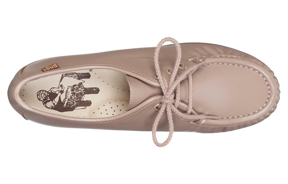 SAS Womens Siesta Leather Closed Toe (B) B005BJWJZY 10 M (M) (B) Toe US Mocha 0e12aa