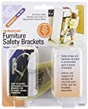 Baby : Mommys Helper Tip Resistant Furniture Safety - 3 Packs Of 8 Count = 24 Count