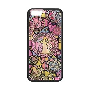 iPhone 6 Case,iPhone 6 Case Cover,iPhone 6 (4.7) Case Protective,Sailor Moon Protection Hard Case for iPhone 6 (4.7) Soft Flexible TPU and PC material for iPhone 6 by runtopwell