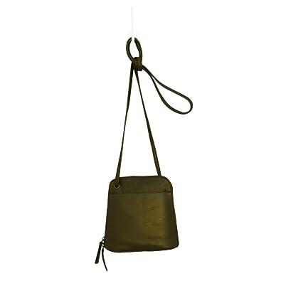 3da24b6384 Amazon.com  Latico Leathers Lilly Crossbody Bag