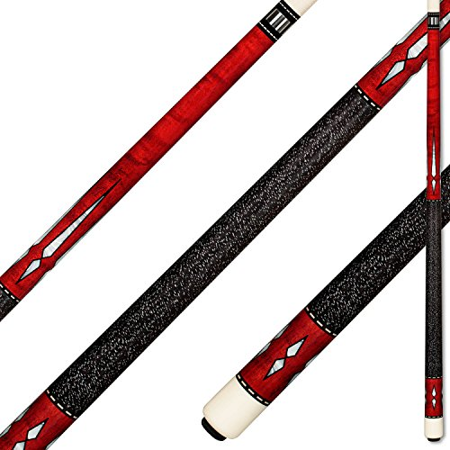 Pearl Points Pool Cue - 5