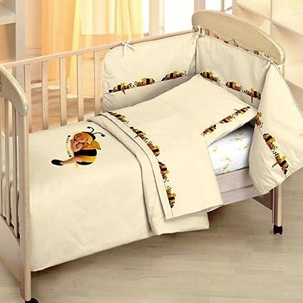 Anne Geddes Piumoni E Paracolpi.Completo Piumone Sfilabile Anne Geddes Baby Bee Amazon It Prima