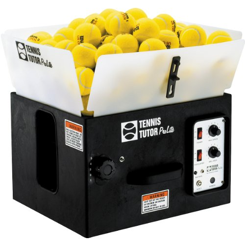 Tennis Tutor Pro Lite AC-powered Tennis Ball Machine -