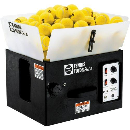 Tennis Tutor Pro Lite AC-powered Tennis Ball ()