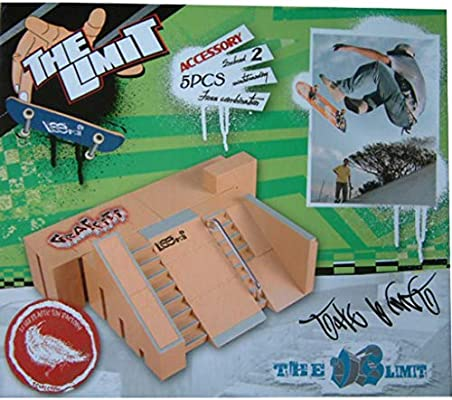 5pcs Tech Deck Circuit Board Mini Finger Skateboard Fingerboards Ultimate Parks