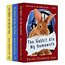 The Rabbit Ate My ... Books 1-3