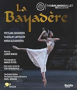 Minkus: La Bayadere (Blu Ray) [Blu-ray] (Version française)