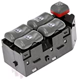 pontiac grand prix side - Eynpire 9508 Power Master Control Window Switch For 1997-1999 Pontiac Bonneville; 1995-2005 Pontiac Sunfire; 1997-2003 Pontiac Grand Prix; 2000-2005 Chevy Cavalier - 4-Door Sedan Only