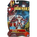 Iron Man 2 Movie Series 6 Inch Exclusive Action Figure Iron Man Mark V