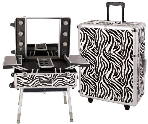 Zebra Pro Studio Aluminum Professional Makeup Artist