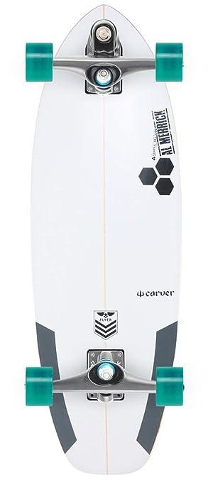Carver New Flyer C7 Surfskate Concave Wheels: Amazon.es: Deportes y aire libre
