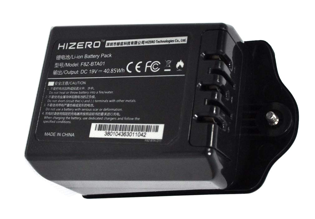 Hizero Bionic Mop Lithium Ion Battery by HIZERO