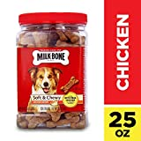 Milk-Bone Soft and Chewy Chicken Bones Treats For