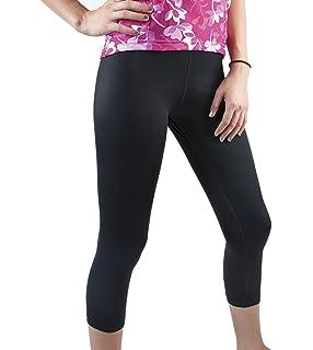71aedfb22fe Women s Spandex Compression Capri Made in USA at Amazon Women s ...