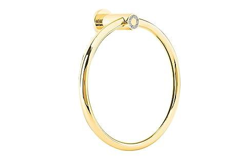 Accessori Da Bagno Con Swarovski : Muse diamond porta anelli con cristallo swarovski diamante