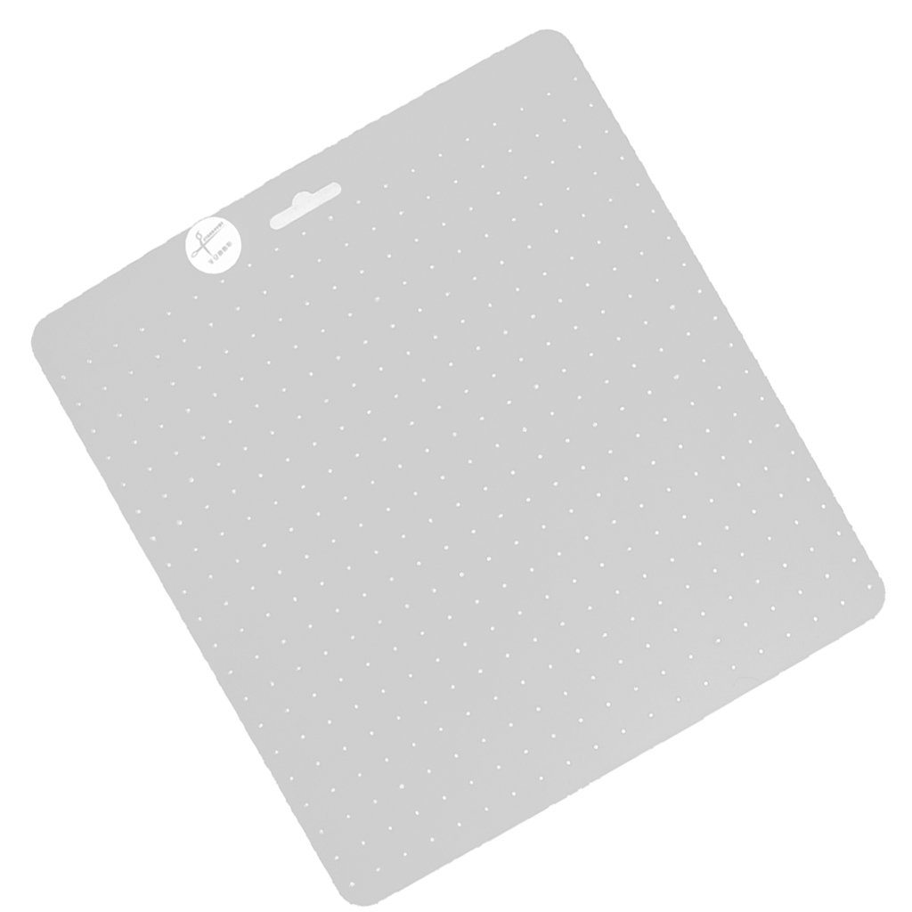 MagiDeal Clear Stencil Plastic Quilting Template Quilt Tool for Patchwork Painting #3 non-brand